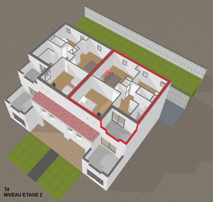 T4 Etage 2